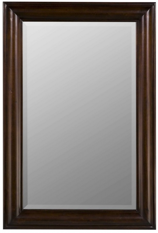 Julia Rectangle Mirror - Tobacco