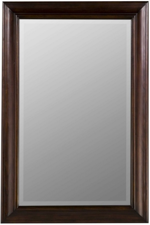 Alexandra Rectangle Mirror - Tobacco-Cooper Classics