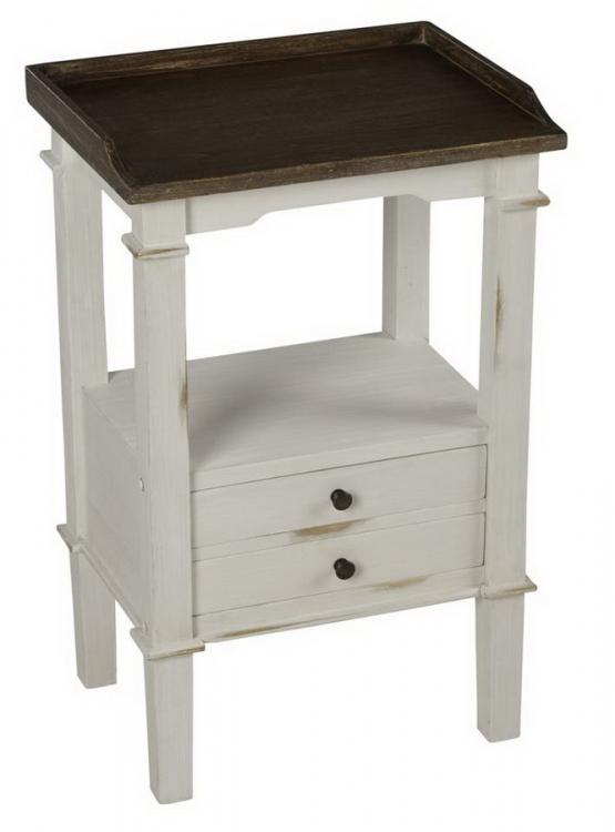 Easton Side Table - Cooper Classics
