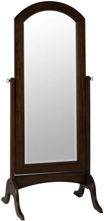 Laurel Cheval Mirror - Cooper Classics