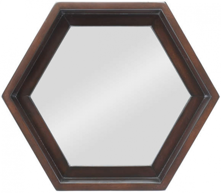 Cordova Hexagon Mirror-Cooper Classics
