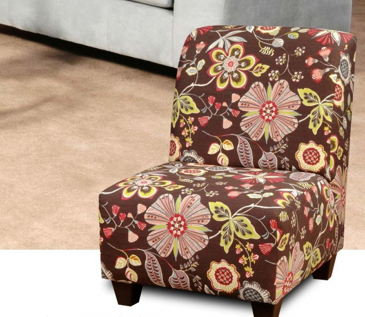 Peter Chair - Lexa Chocolate - Chelsea