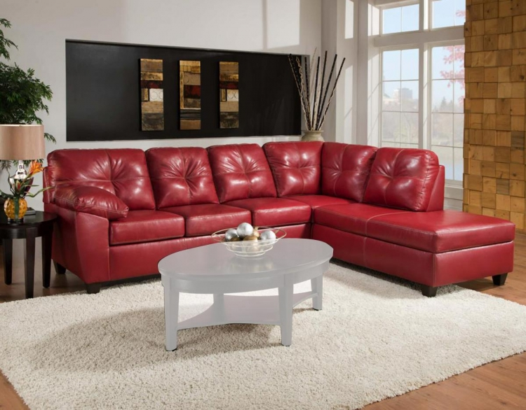 Ocean 2 Piece Sectional Sofa with Chaise - Thomas Cardinal