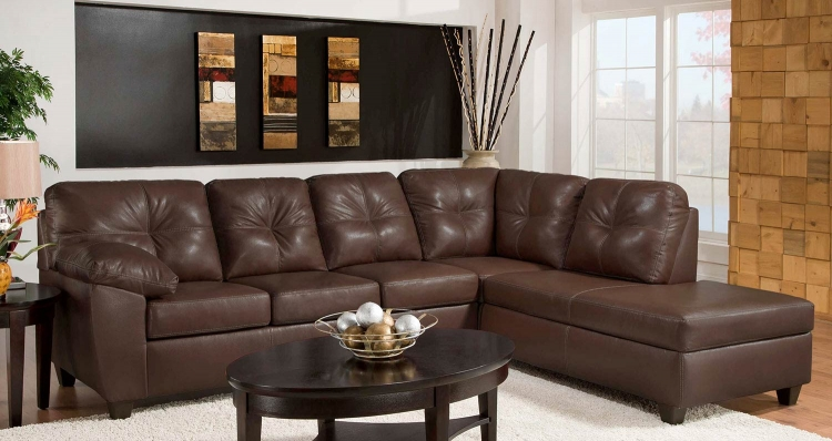 Ocean Sectional Sofa Set with Chaise