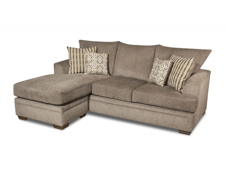 Avery 2 pc Sectional Sofa Set