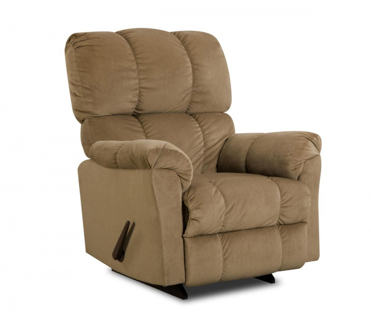 Michigan Power Recliner - Top Hat Coffee