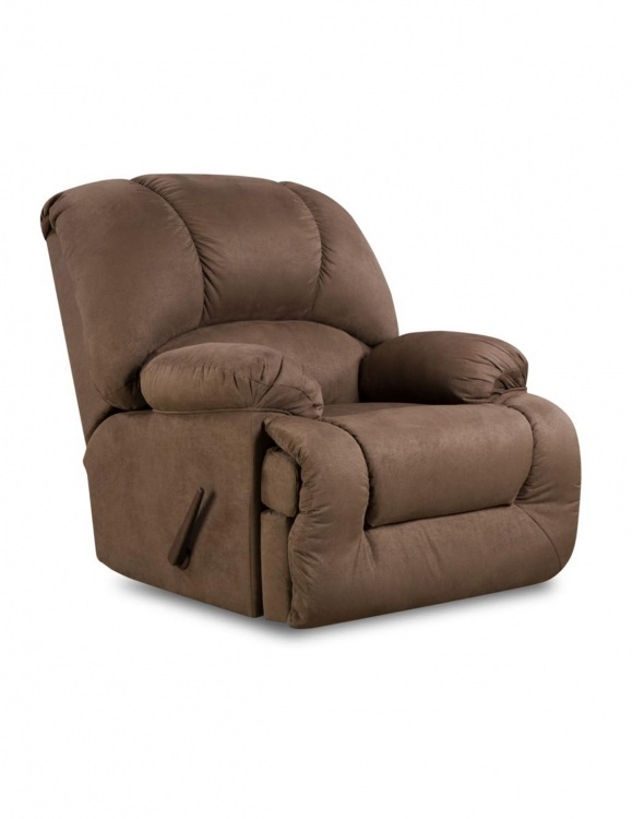 Inglewood Recliner - Glacier Dark Brown