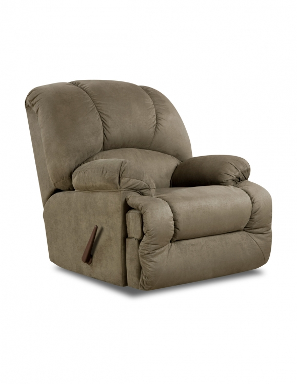 Virginia Recliner - Glacier Olive