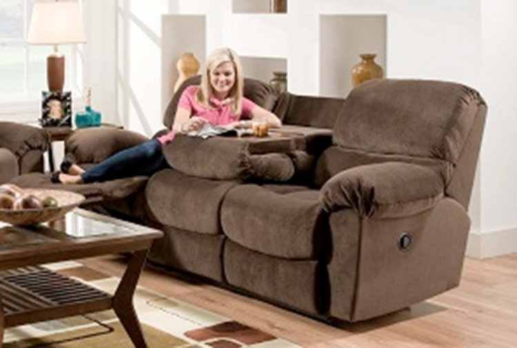 Cleves Power Reclining Sofa Set