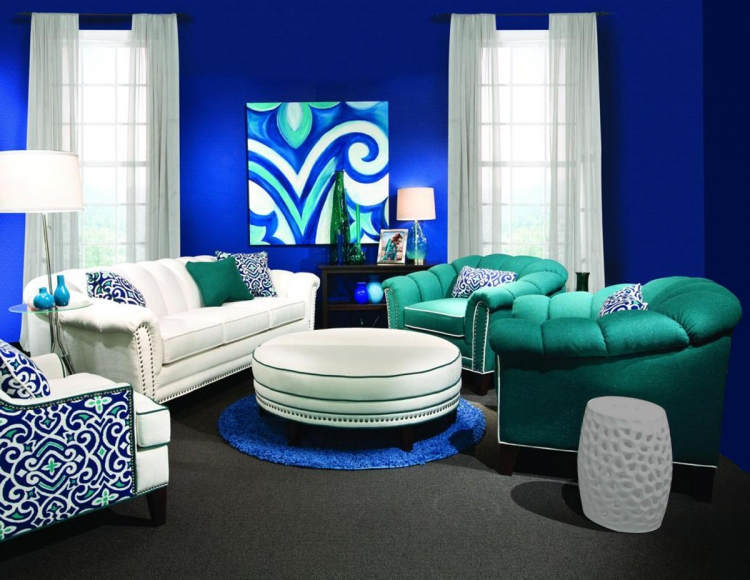 Channel Sofa Set - Heavenly Oyster