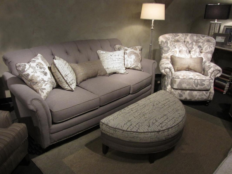 Port Edwards Sofa Set - Lindy Chinchilla