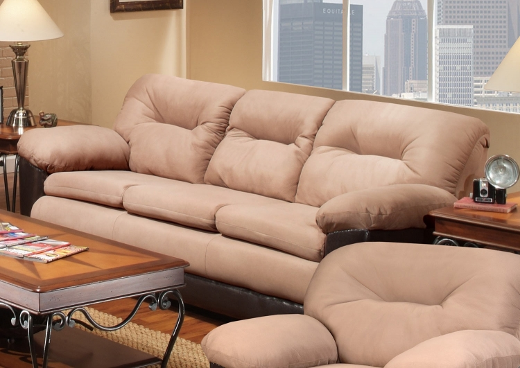 Benning Sofa - Brown