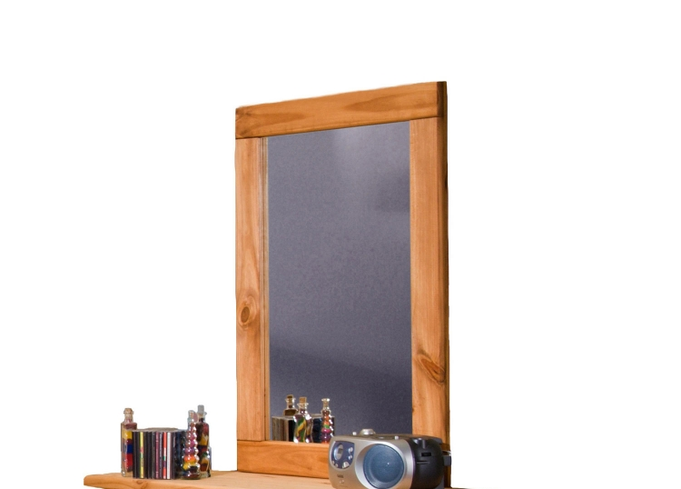 31201 Mirror - Ginger Stain