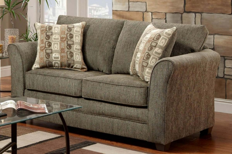 Essex Loveseat - Radar Graphite - Chelsea