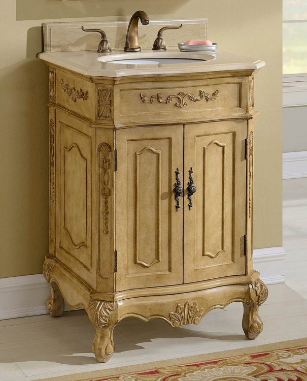 Cambridge 24-inch Vanity -Tan