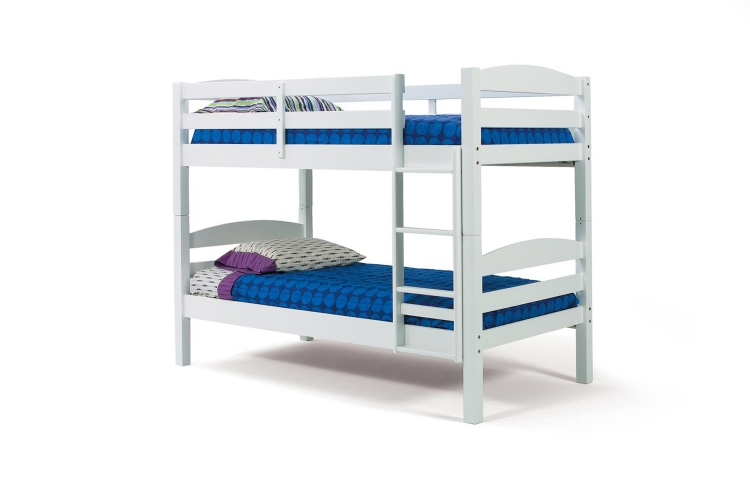 3641500 Twin Over Twin Bunk Bed - White