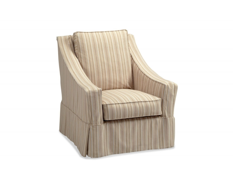Bella Accent Chair - Cozumel Palm
