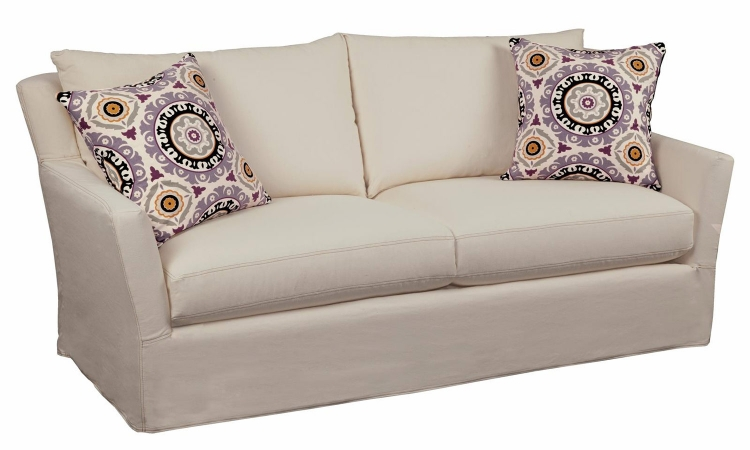 Zoey Queen Sleeper Sofa - Montague Cream