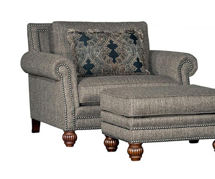 Swampscott Chair - Grey