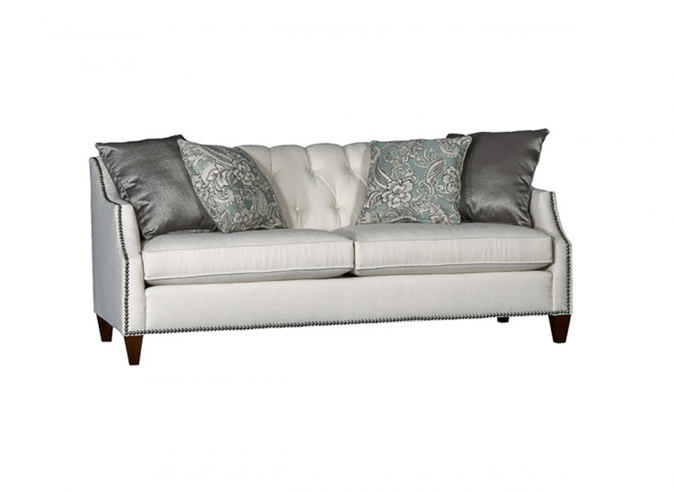 Truro Sofa Set - White