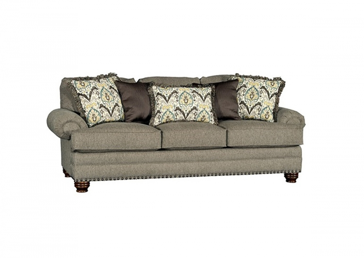 Wakefield Sofa Set - Grey