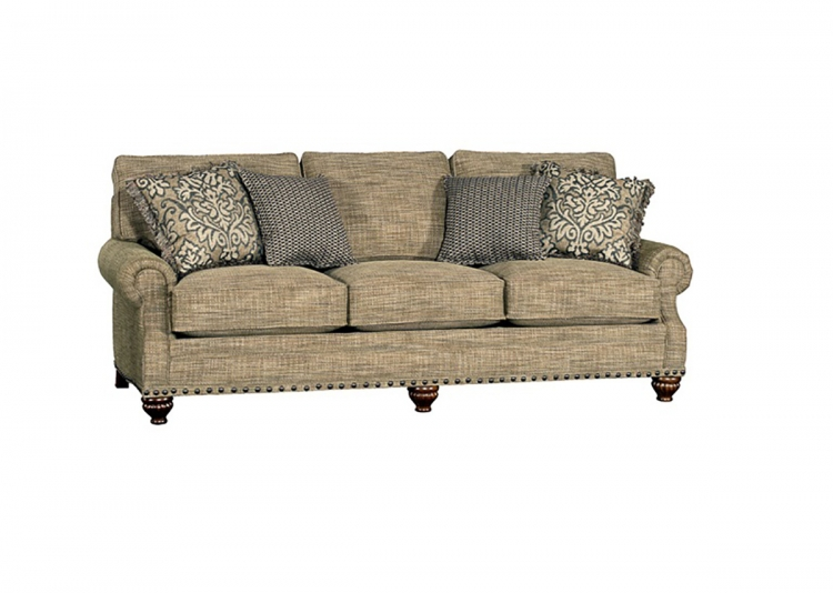 Wales Sofa Set - Beige