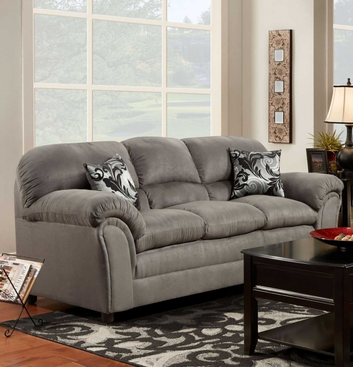 Istikbal Regata Sleeper Sofa Naturale Brown Regata S