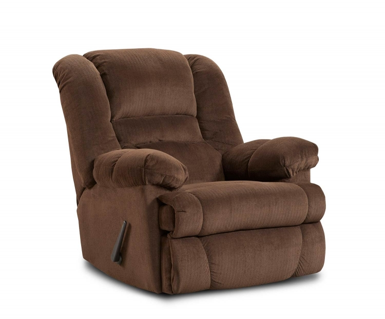 Orleans Recliner - Dynasty Chocolate