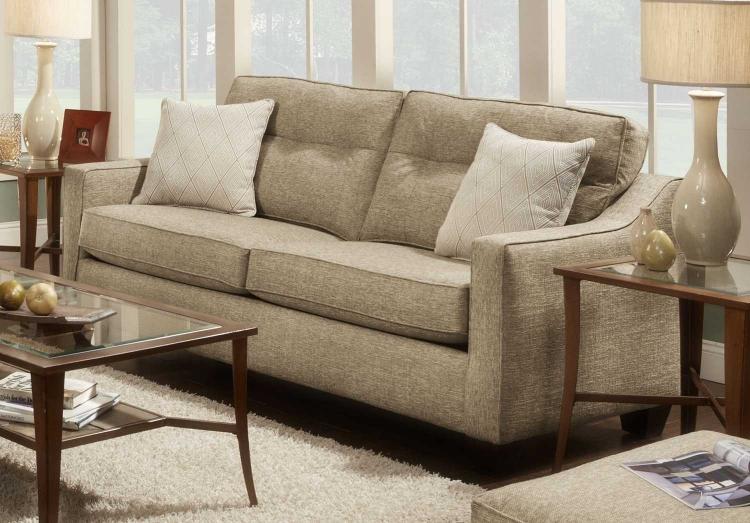 Colby Sofa - Light Brown