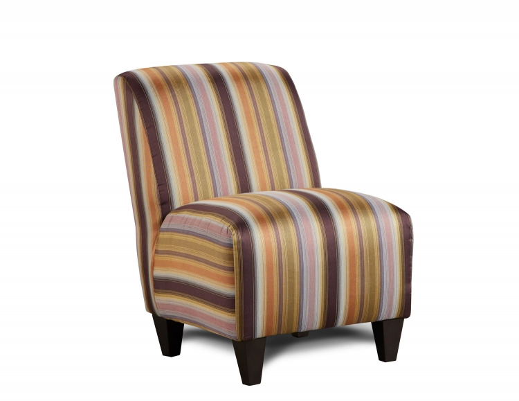 Trieste Armless Accent Chair