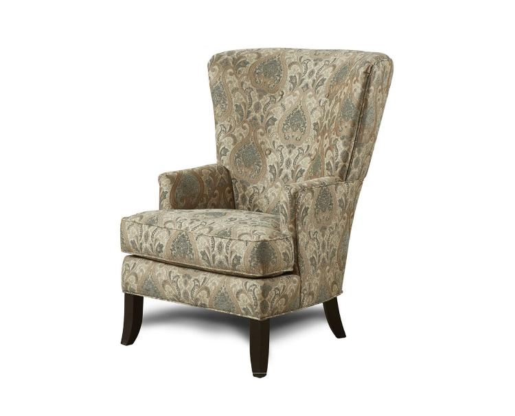 Devon Accent Chair - Beige