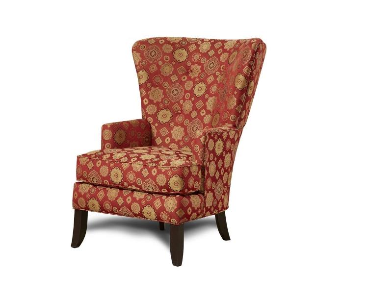 Devon Accent Chair - Multicolor