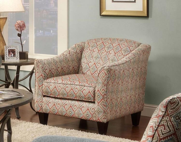 Ellis Accent Chair - Multicolor