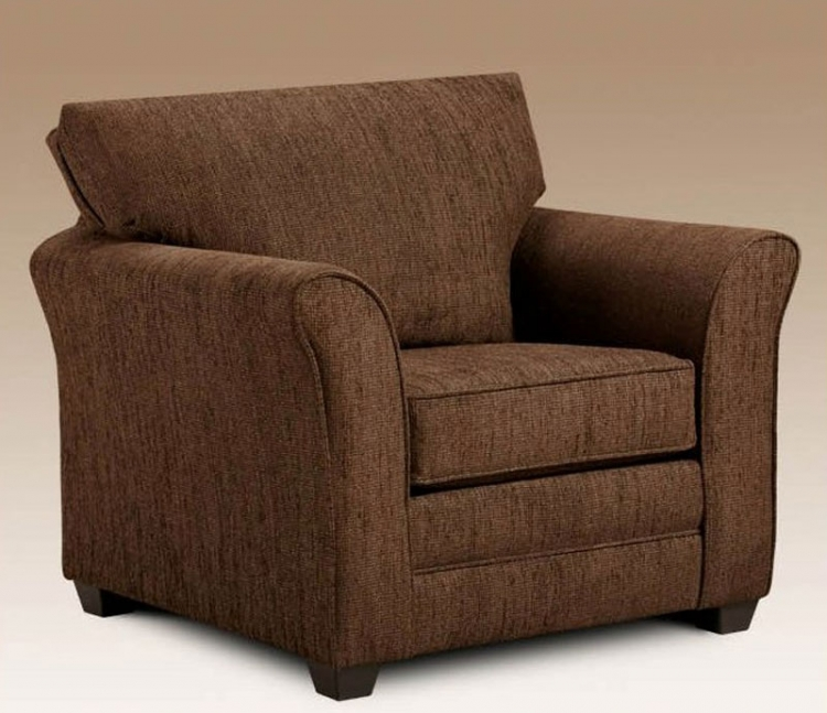 Essex Sofa Set - Council Fudge - Chelsea
