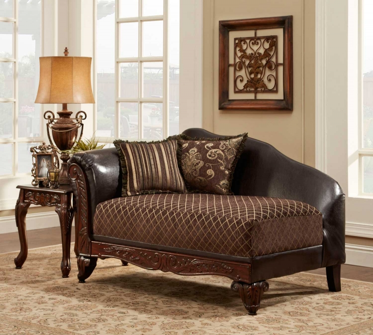 Amelia Chaise - Sienna Brown/Bi-Cast Brown