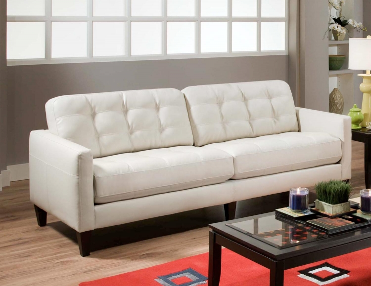 Lexington Sofa - Milano Ice