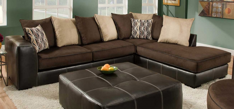 McLean 2 pc Sectional Sofa
