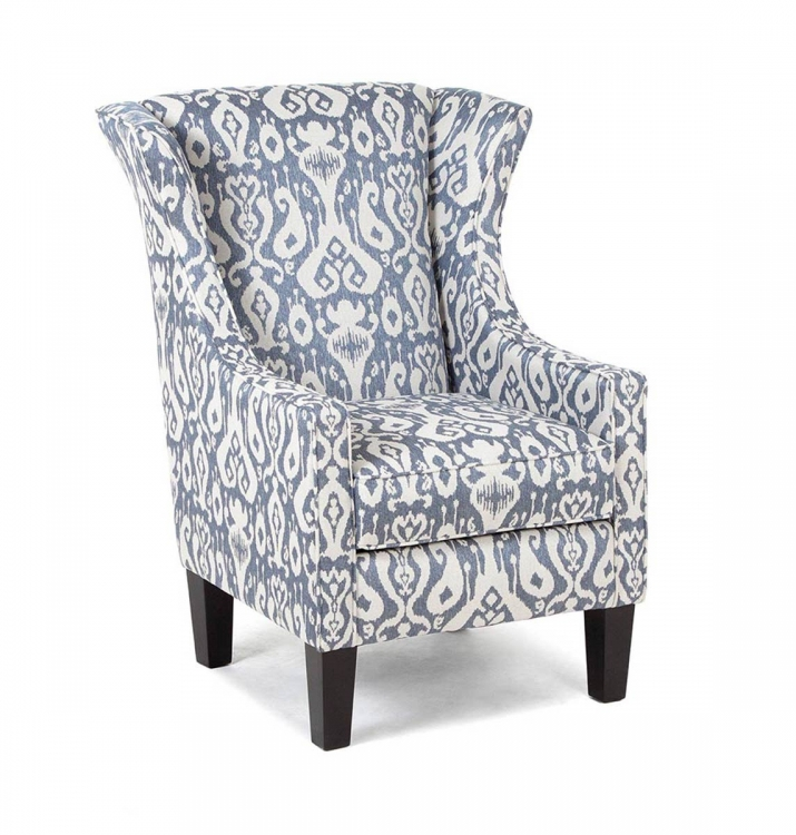 Jubilee Accent Chair - Denim