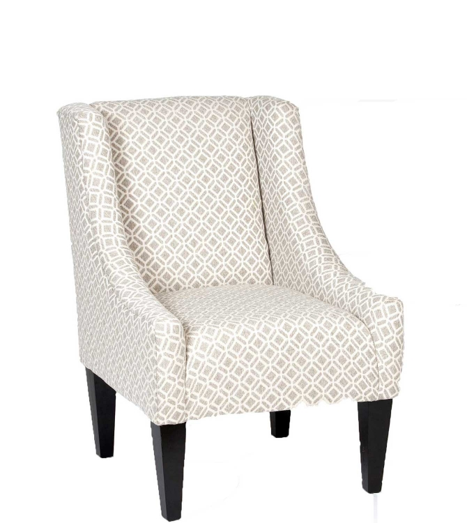 Johannah Accent Chair - Linen