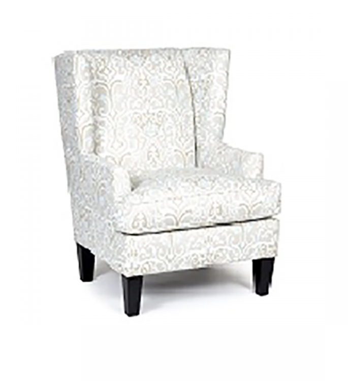 Grovel Chair - White/Beige