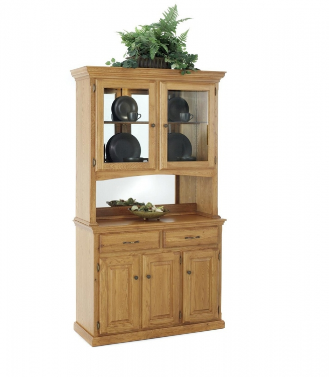 Phyre Buffet - Medium Oak