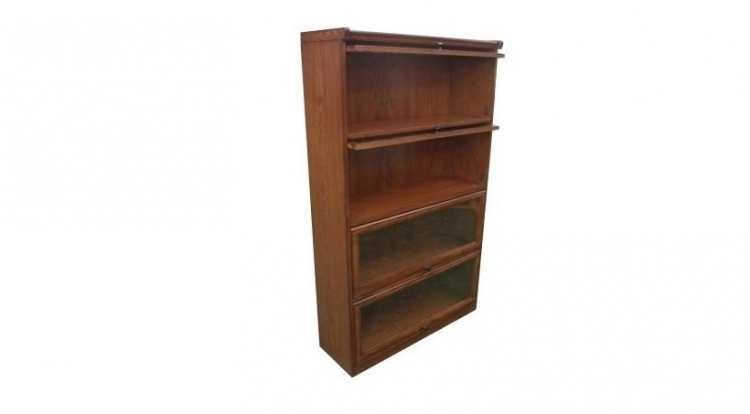 Halen Bookcase - Medium Oak