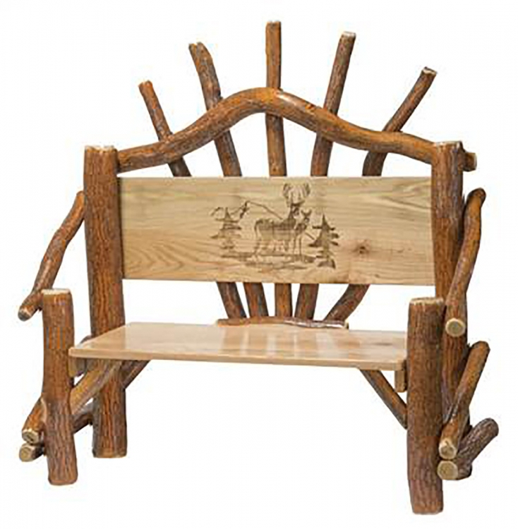Fergie Bench - Natural