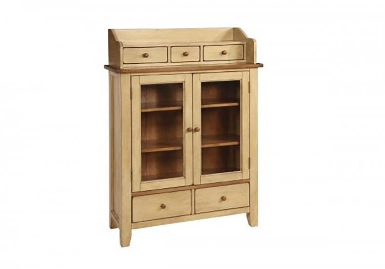 Valiant Display Cabinet - Two Tone