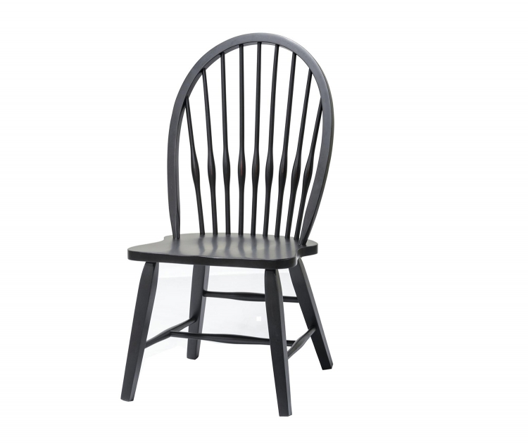Summerwood Side Chair - Black