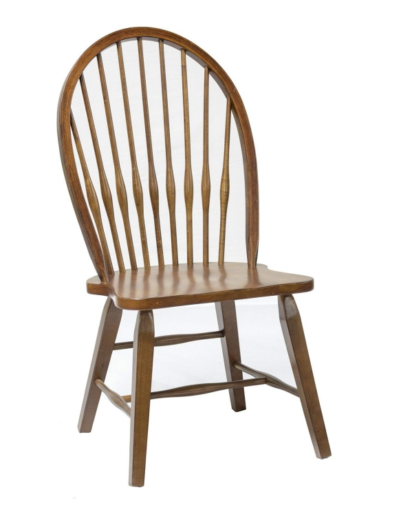 Summerwood Side Chair - Tobacco