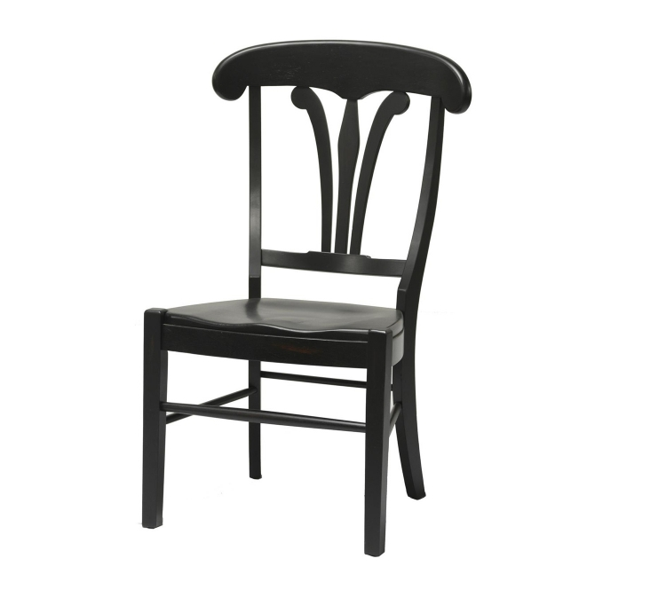 Wildwood Side Chair - Black