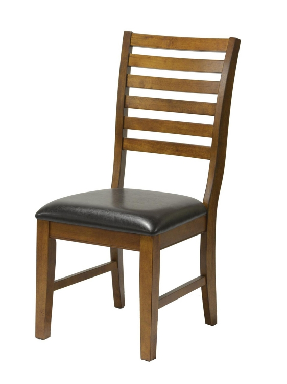 Ember Side Chair - Tobacco
