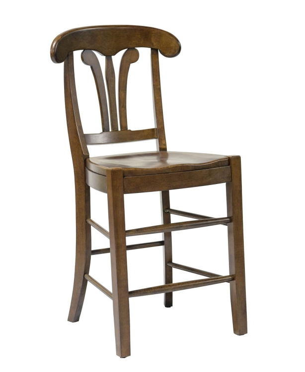 Hillsdale Arbor Hill Swivel Bar Stool Hd 4232 830 At