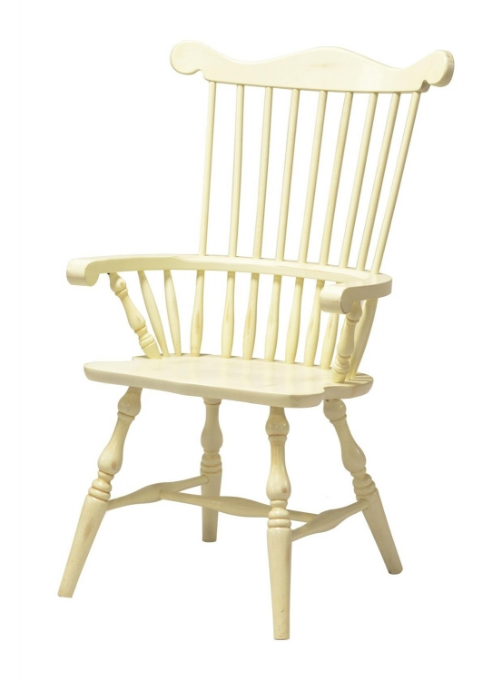 Bernardston Arm Chair - Buttermilk